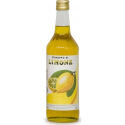 Distilleria Fratelli sciroppo limone - kg.1