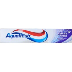 Aquafresh dentifricio intense white 75 ml.