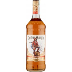 Captain Morgan Original Spiced Gold - lt.1