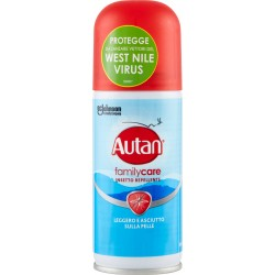 Autan family spray secco - ml.100