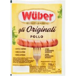 Wuber pollo x4