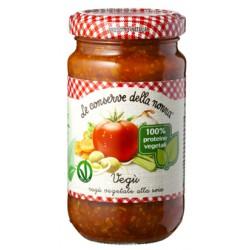Le conserve della Nonna sugo vegetale soia - gr.190