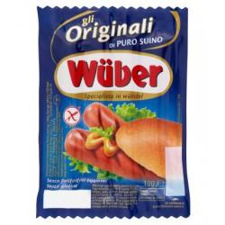 Wuber wurstel  x 4