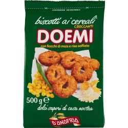 Doemi biscotti cereali - gr.500