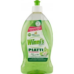 Winni's Piatti Concentrato Lime e Fiori di Mela 500 ml.