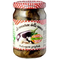 Le conserve della Nonna melanzane grigliate - gr.270