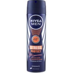Nivea man deo stress spray - ml.150