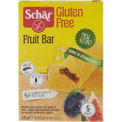 Schär Fruit Bar senza glutine gr.25x5