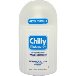 Chilly intimo con antibatterico - ml.200