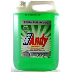 Super andy verde profumato tanica - lt.5