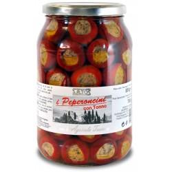 Satos peperoncini tonno - gr.850