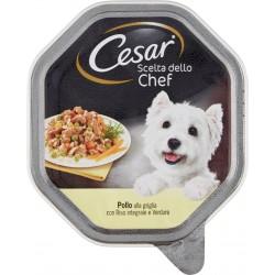 Cesar Scelta dello Chef Pollo alla griglia con Riso integrale e Verdure 150 gr.