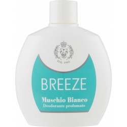 Breeze deo muschio bianco - ml.100