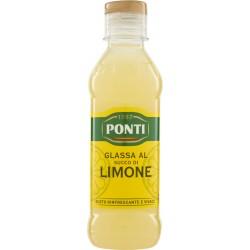 Ponti glassa gastronomia succo limone ml 220