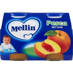Mellin succo pesca - ml.500 x4