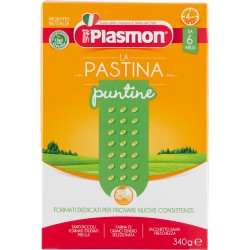 Plasmon la Pastina puntine 340 gr.