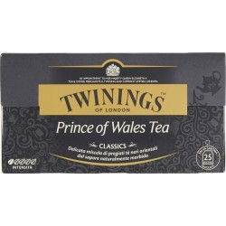 Twinings the prince nero gr50 filtri x25