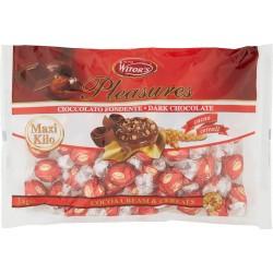 Witor's Pleasures cioccolato fondente 1 kg.