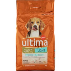 Ultima affinity dog adult light - kg.3