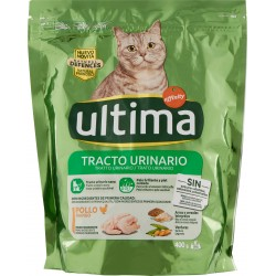 Ultima Cat Tratto Urinario Pollo 400 gr.