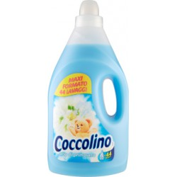 Coccolino ammorbidente blu - lt.4
