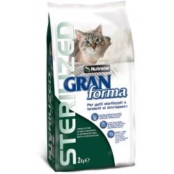 Nutrena Gran forma crocchette cat sterilized kg 2