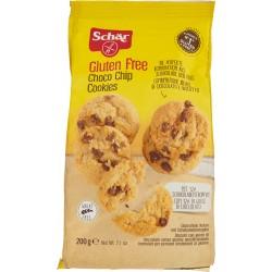 Schär Choco Chip Cookies senza glutine gr.200
