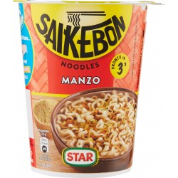 Star Saikebon Noodles Manzo 60 gr.