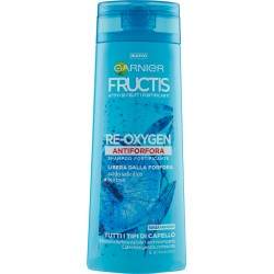 Fructis shampo re-oxygen antiforfora - ml.250
