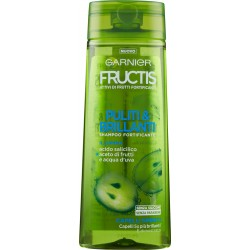 Garnier Fructis Puliti & Brillanti - Shampoo per capelli spenti - 250 ml