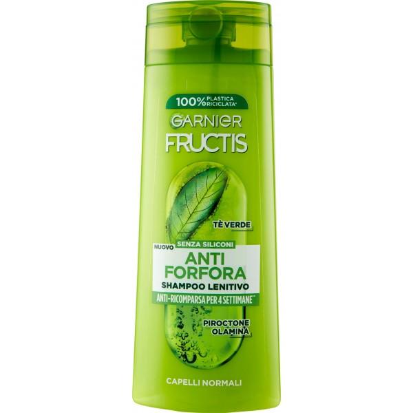 Fructis shampoo antiforfora thè verde - ml.250