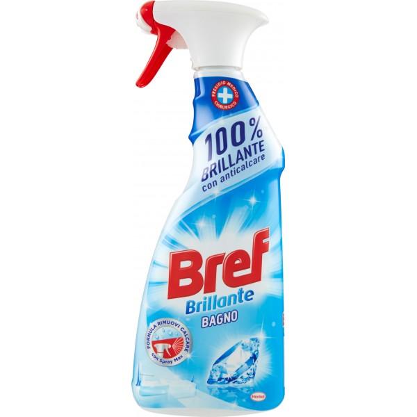 Bref Detergente Brillantante Bagno Spray Ml 750 Scopri Cicalia