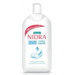 Nidra detergente mani e corpo - ml.750