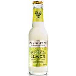 Fever tree bitter lemon cl.20