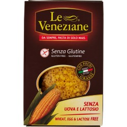 Le Veneziane Ditalini senza glutine gr.250