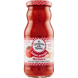 Le conserve della Nonna salsa con aglio - gr.350