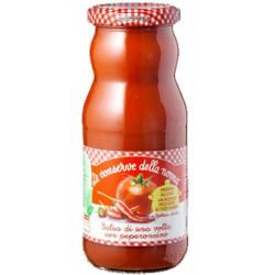 Le conserve della Nonna salsa con peperoncino - gr.350