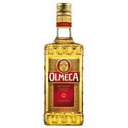 Olmeca reposado tequila cl.70