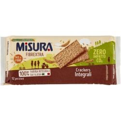 Misura crackers integrali gr.385