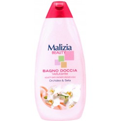 Malizia bagno beauty orchidea seta - ml.500