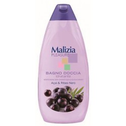 Malizia bagno pleasure acai/ribes - ml.500