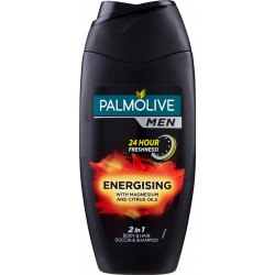 Palmolive Men Energising 2in1 Doccia & Shampoo 250 ml.