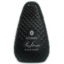 Pino silvestre doccia shampoo black musk - ml.250