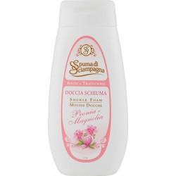 Spuma di Sciampagna doccia peonia magnolia - ml.200