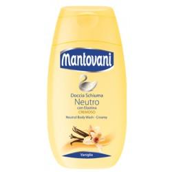 Mantovani doccia vaniglia cremoso - ml.250