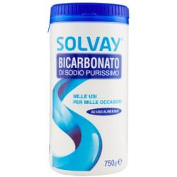 Solvay bicarbonato - gr.750 barattolo