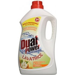 Dual power lavatrice muschio bianco - lt.1,68