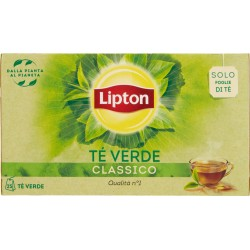 Lipton the verde filtri x25