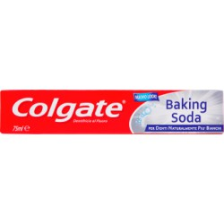 Colgate dentifricio Baking soda 75 ml