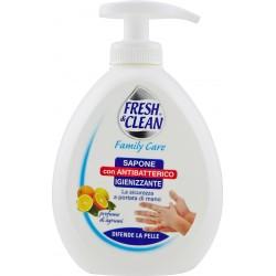 Fresh&clean sapone liquido igienizzante - ml.300